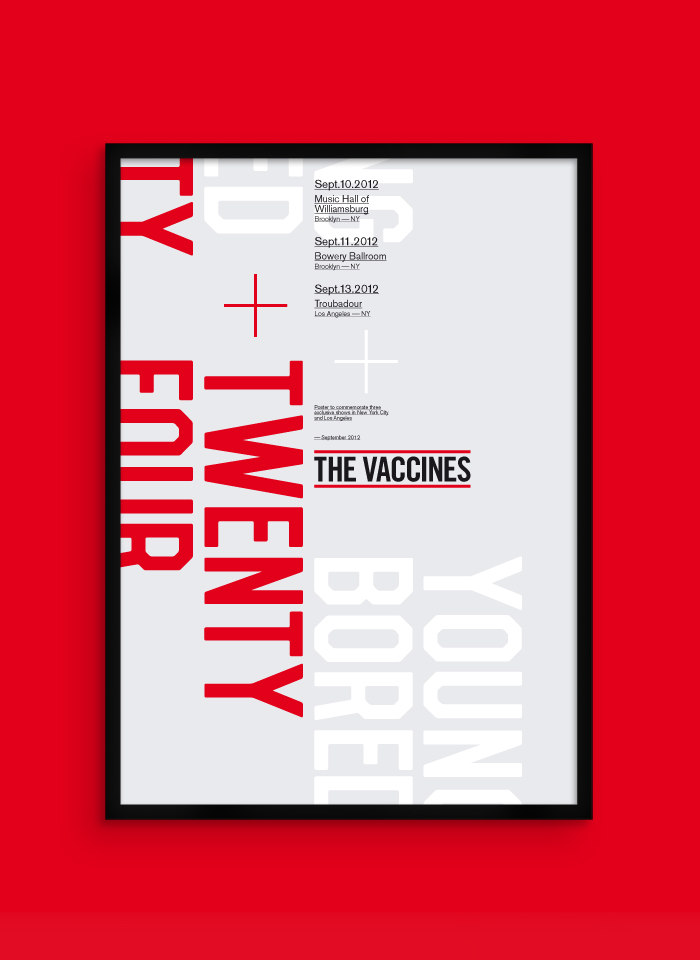 The-Vaccines-Poster